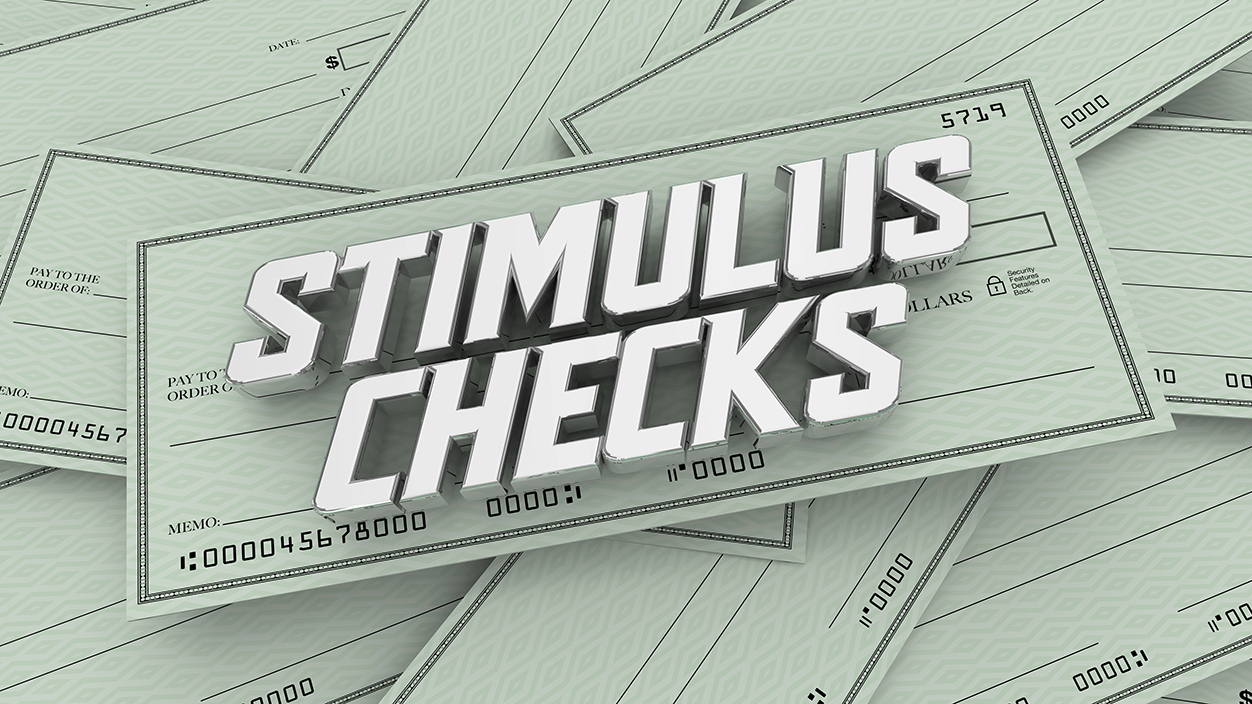 How To Get Your Stimulus Check