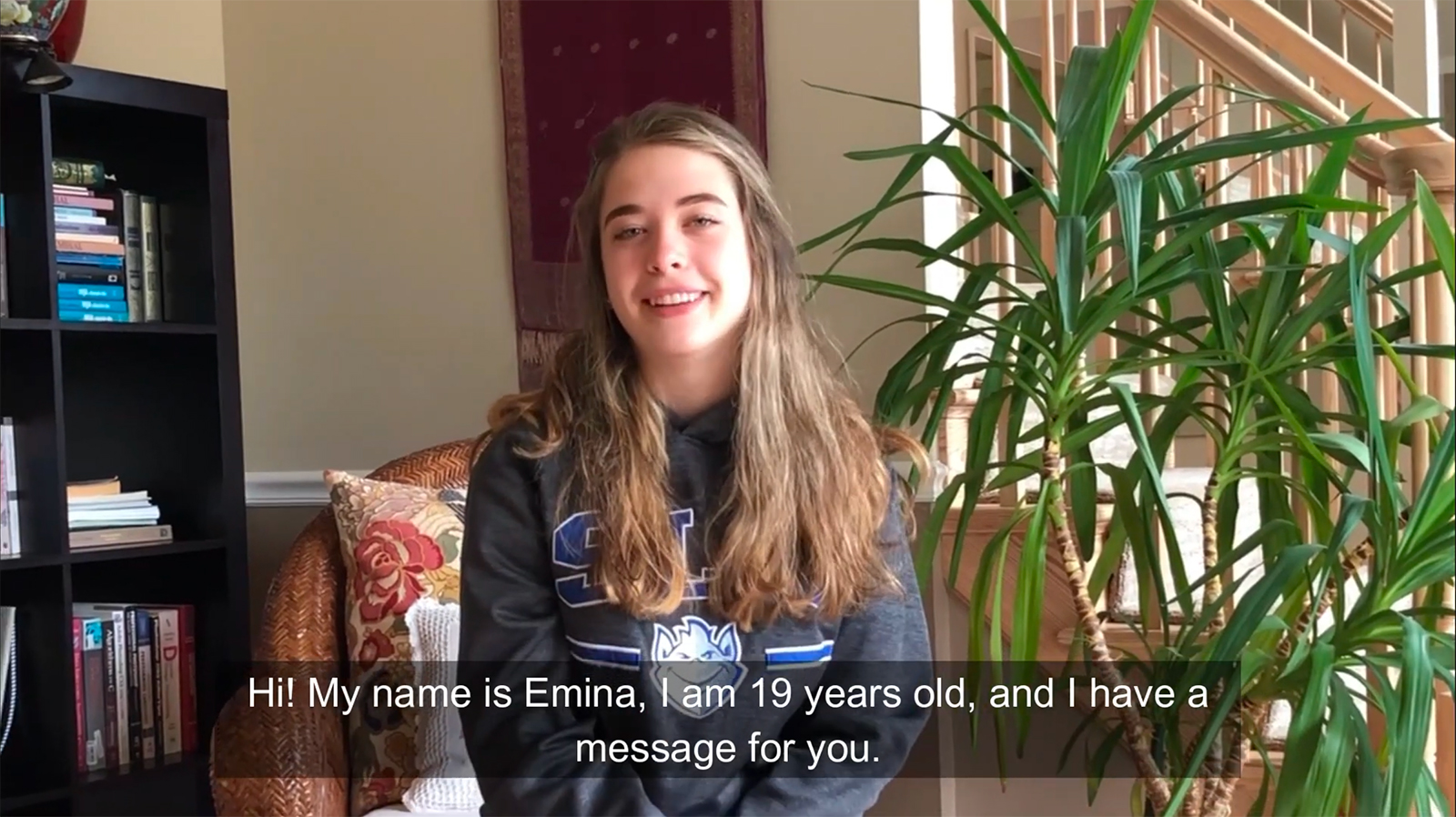 A Message to Bosnian Youth From Emina Muratovic